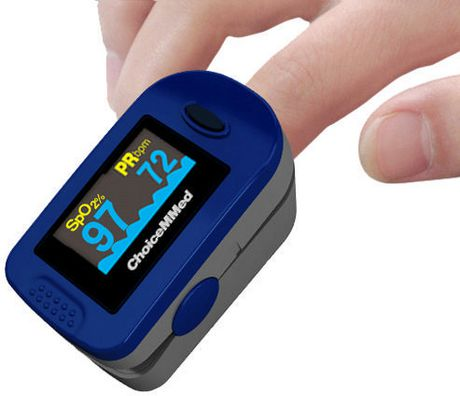 Best Pulse Oximeter in India 2020