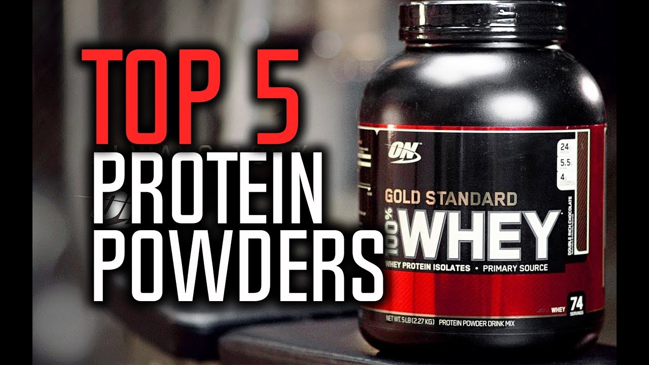 Best Whey Protein Powder in India 2019