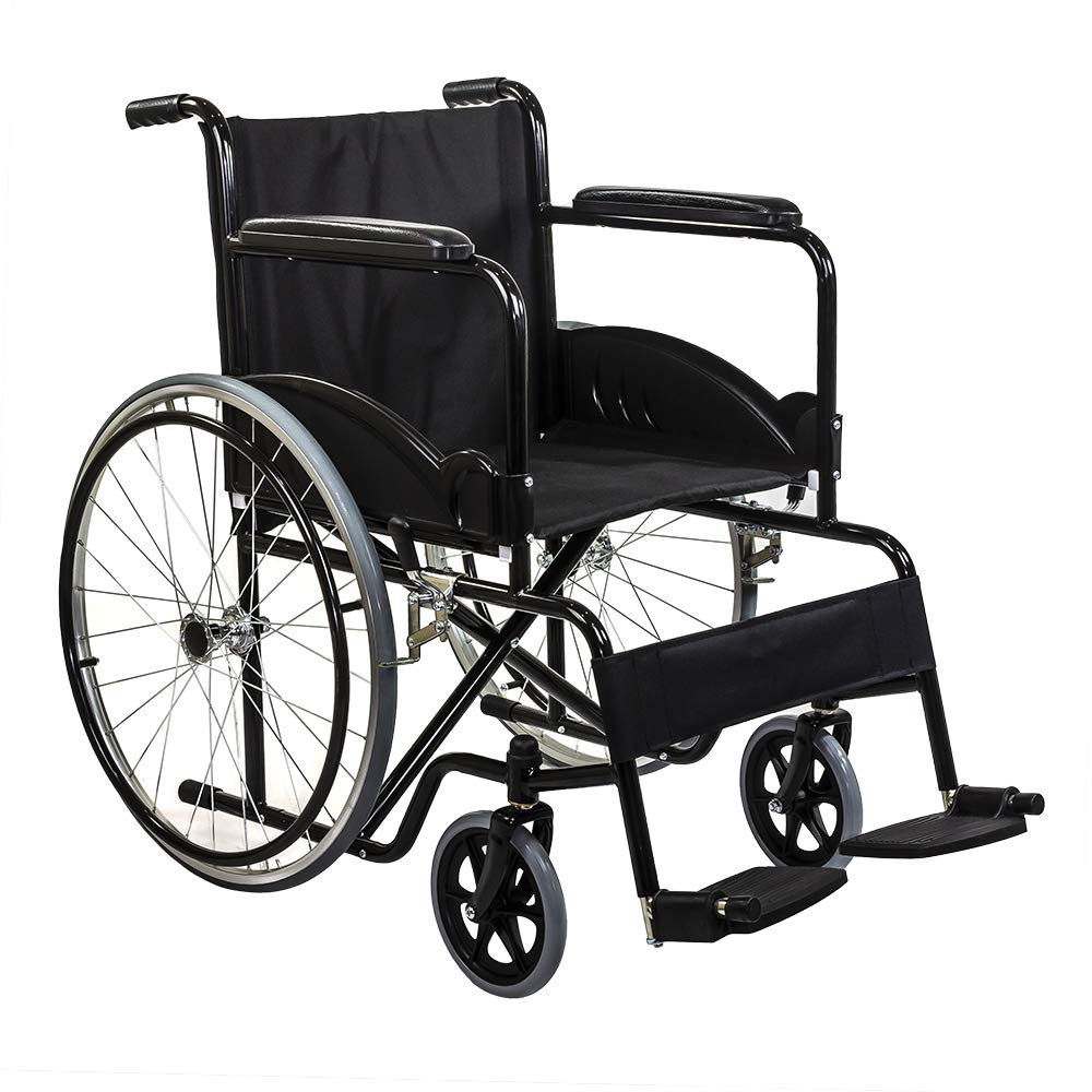 Best Foldable Wheelchair in India 2019 – Review & Buying Guide