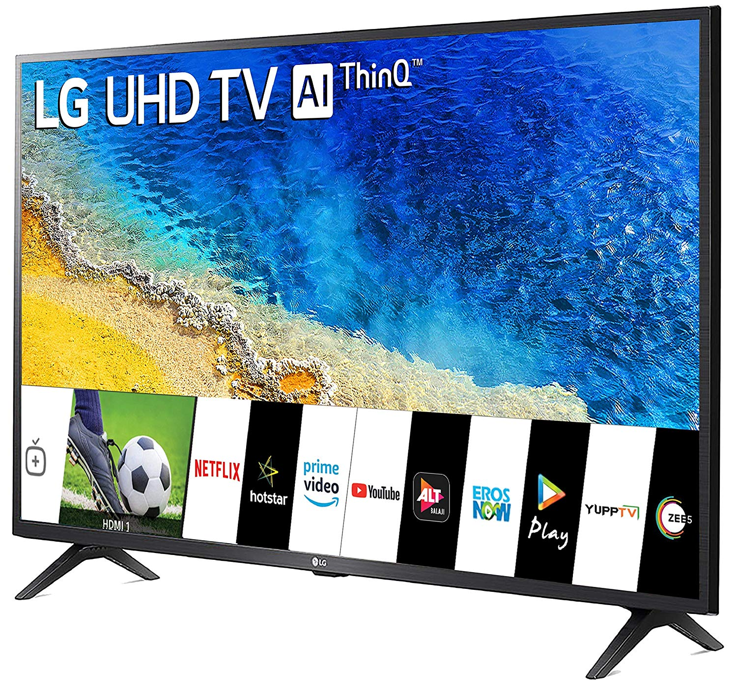 Best 43 Inch Smart TV In India 2019 – Review & Buying Guide