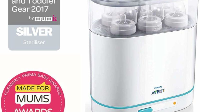 Best Baby Bottle Sterilizer and Dryer in India 2019 – Price & Review