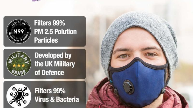 Best Anti Pollution Mask in India 2019 – Shop Online
