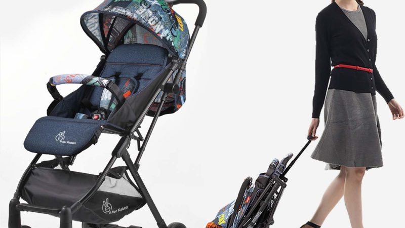 Best Baby Stroller In India 2020 – Foldable With Mosquito Net