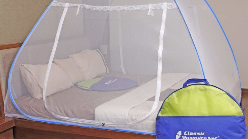 Best Mosquito Net in India 2020 – Double & Single Bed Net